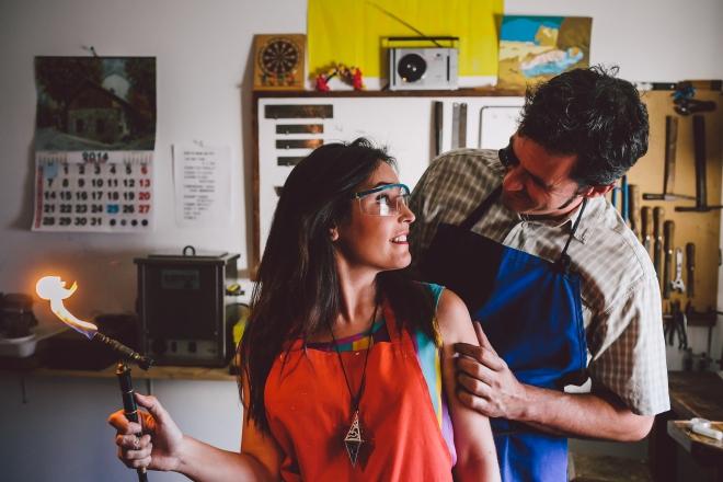 Patricia y Guillermo