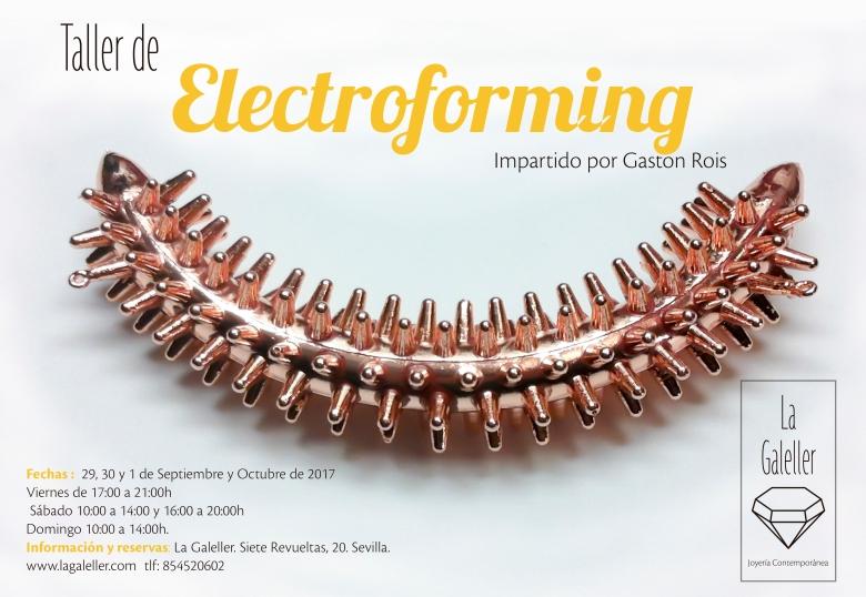 cartel electroforming